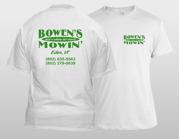 Cutting edge t shirts custom printed tees more for How to get into the t shirt printing business