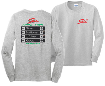 Stowe Front Four T-Shirt